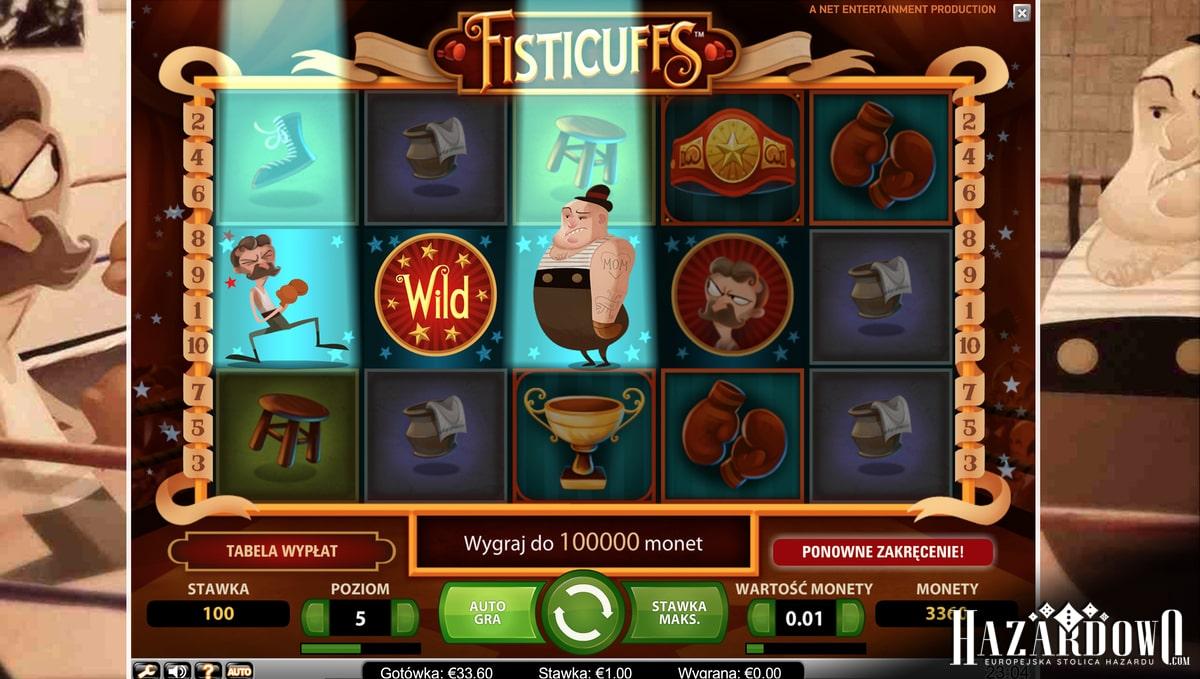 Fisticuffs -