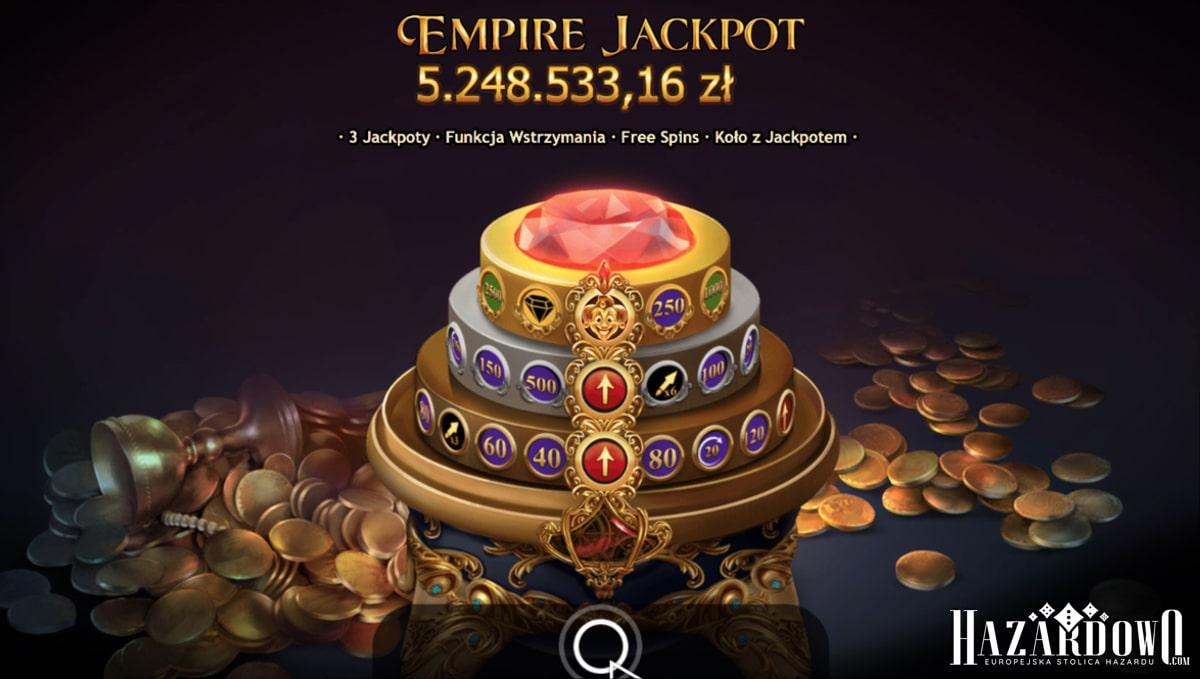 Empire Fortune - recenzja automatu do gry w portalu Hazardowo.com