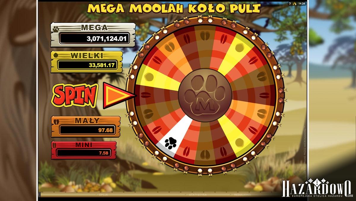 Mega Moolah - recenzja automatu z jackpotami w portalu Hazardowo.com