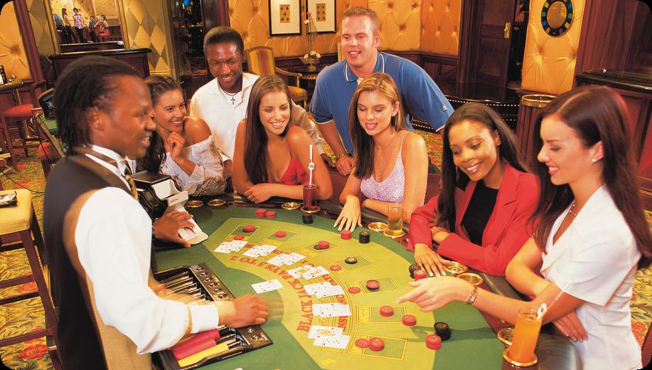 Etykieta kasynowa