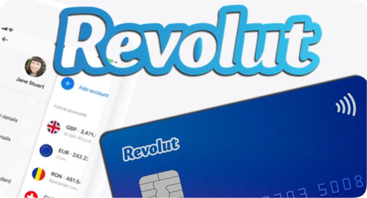 Revolut – rewolucja w płatnościach online