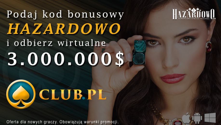 3 miliony $ na start!