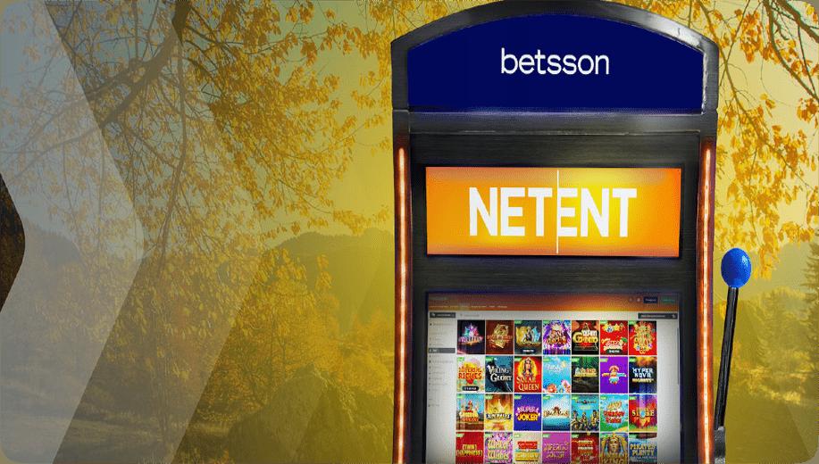 Jesienne spiny w kasynie Betsson
