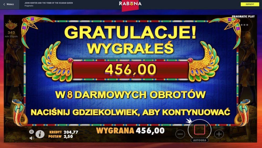 Hazardowo_RabonaKasyno_Recenzja_Automat_John