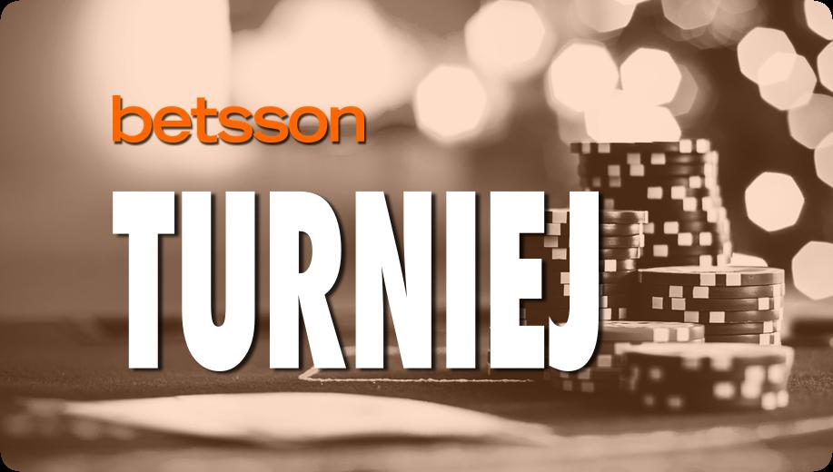 Turnieje w kasynie na żywo Betsson